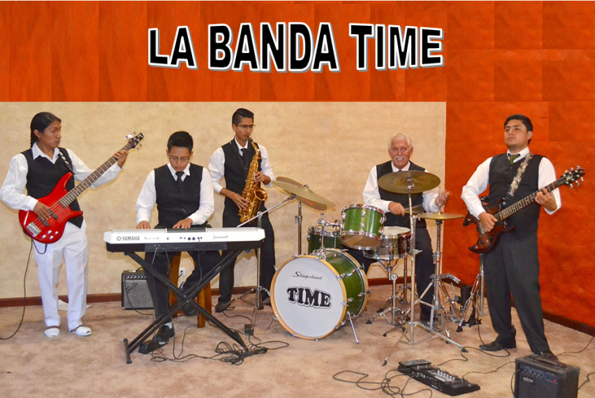Band TIME2