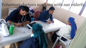 visiting doctors